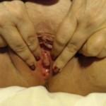 Orgasmus und pralle Titten