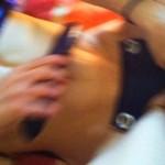 Gestern vor der Webcam Teil2